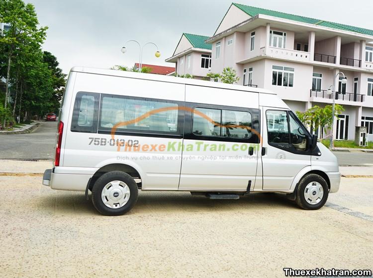 Thuê xe 16 chỗ tại Đà Nẵng