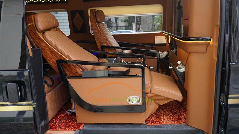 Nội thất dcar limousine