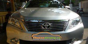 Dịch vụ cho thuê xe 4 chỗ Toyota Camry tại Đà Nẵng