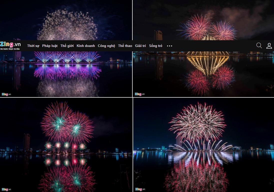 Đi Đà Nẵng xem lễ hội Pháo hoa quốc tế 2019 tốn bao nhiêu?