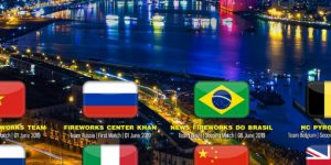 Lịch bắn pháo hoa quốc tế Đà Nẵng 2019